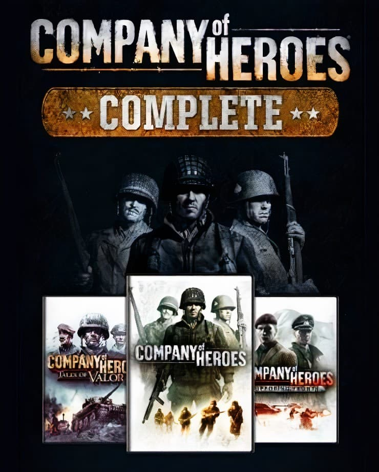 Company of Heroes – Complete Pack