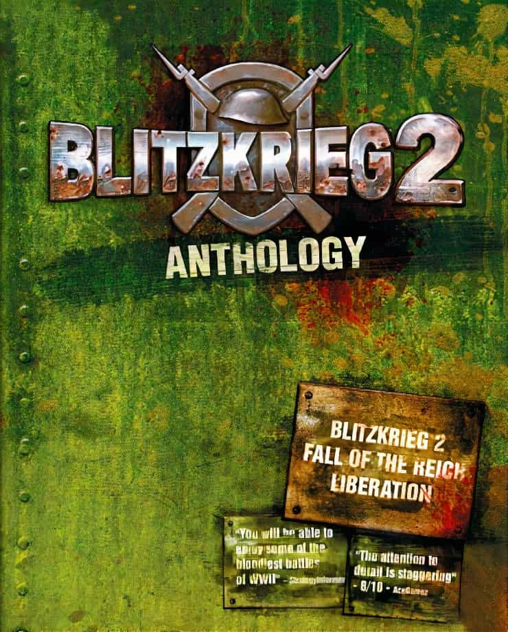 Blitzkrieg 2 Anthology