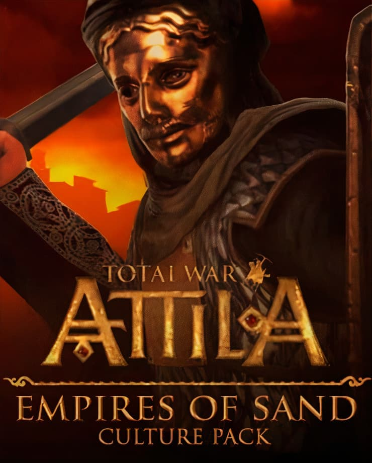 Total War: Attila – Empire of The Sand