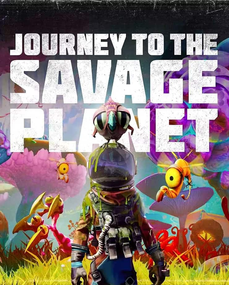 Journey To The Savage Planet (Epic Games)
