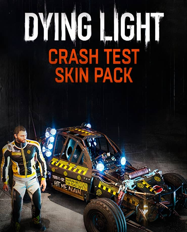 Dying Light – Crash Test Skin Pack