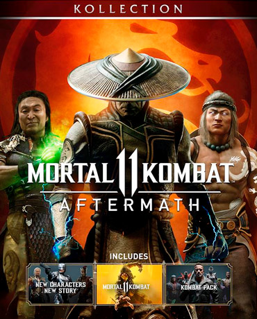 Mortal Kombat 11 – Aftermath Kollection
