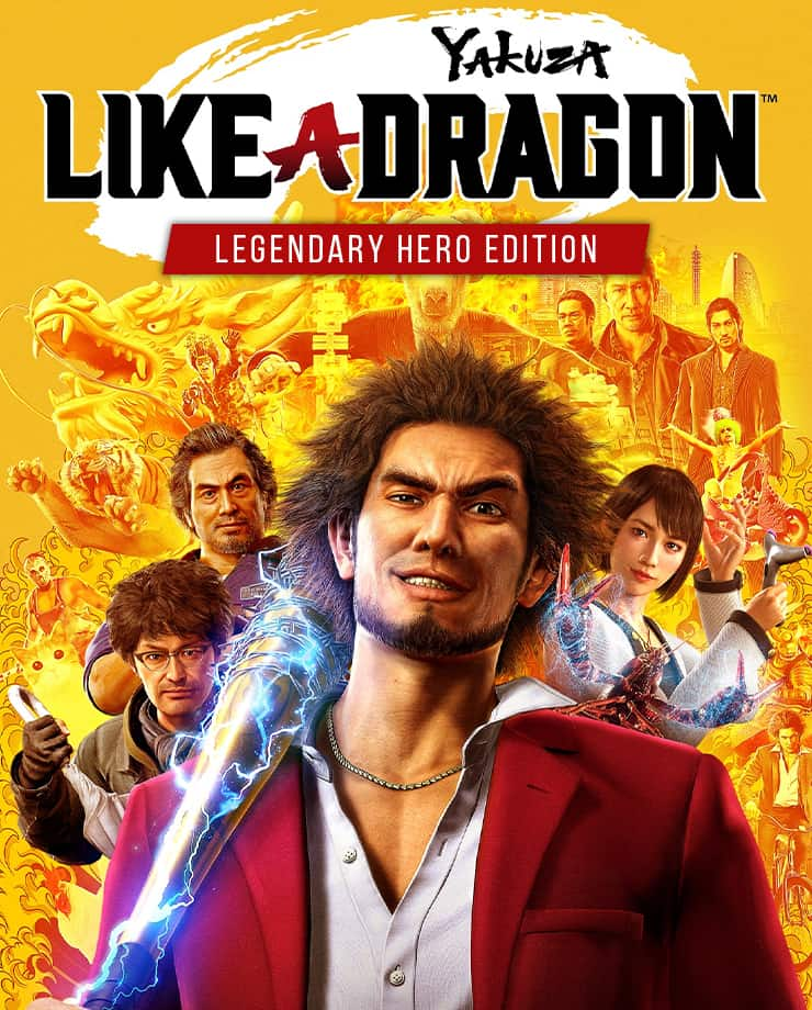 Yakuza: Like a Dragon – Legendary Hero Edition