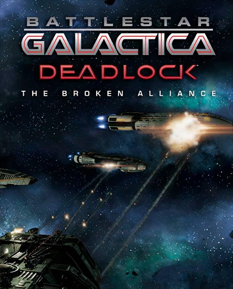 Battlestar Galactica Deadlock – The Broken Alliance