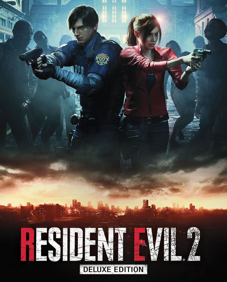 Resident Evil 2 – Deluxe Edition