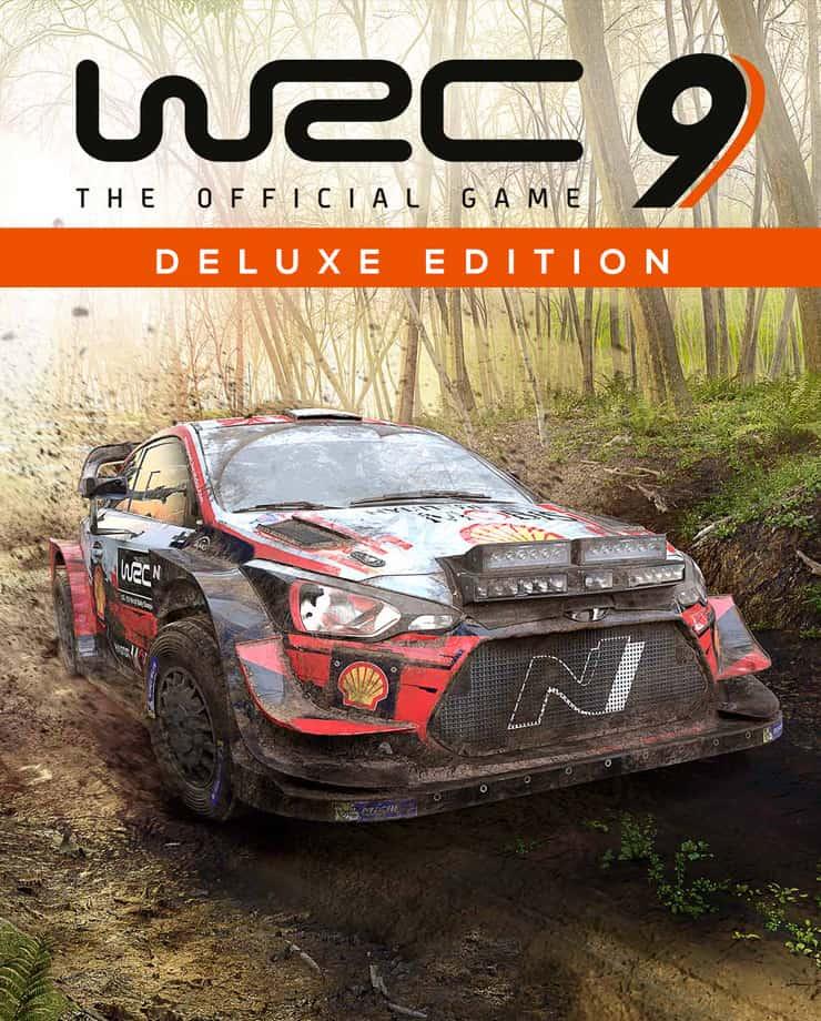 WRC 9 Edition Deluxe FIA World Rally Championship (Steam)
