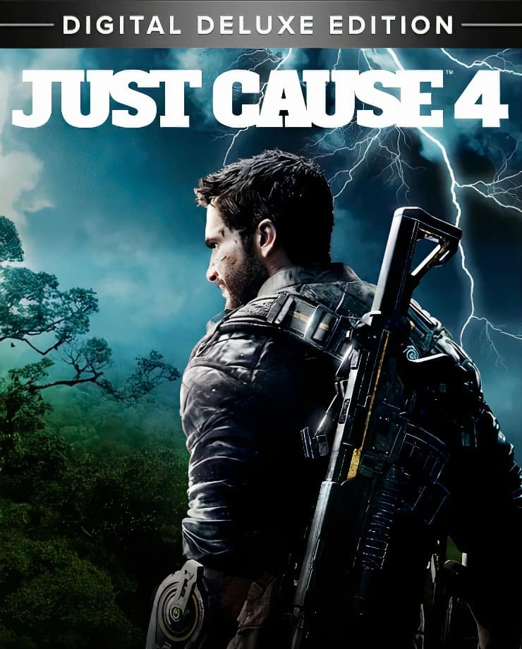 Just Cause 4 – Deluxe Edition