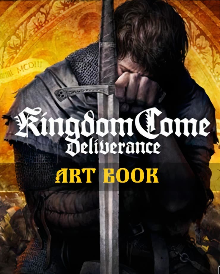Kingdom Come: Deliverance – Art Book