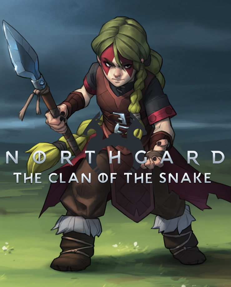 Northgard – Svafnir, Clan of the Snake