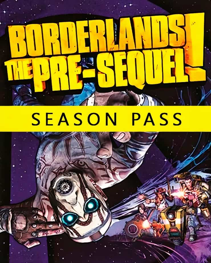 Borderlands: The Pre-Sequel – Season Pass