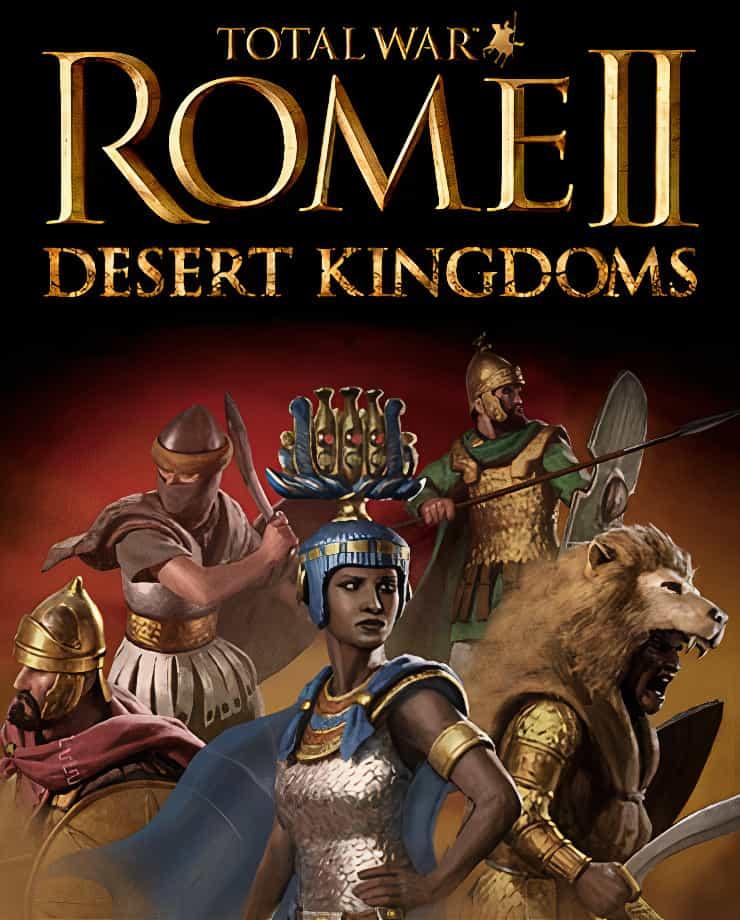 Total War: Rome II – Desert Kingdoms Culture Pack