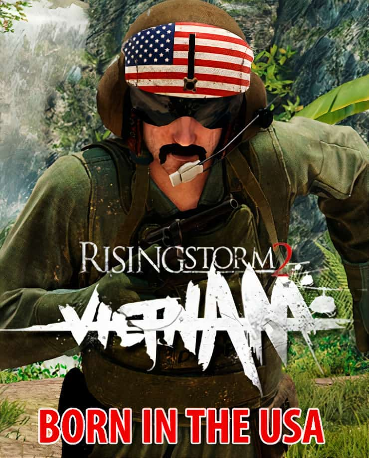 Rising Storm 2: VIETNAM – Born in the USA