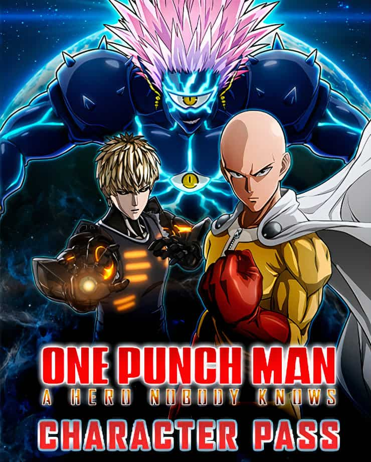 ONE PUNCH MAN: A Hero Nobody Knows – Character Pass