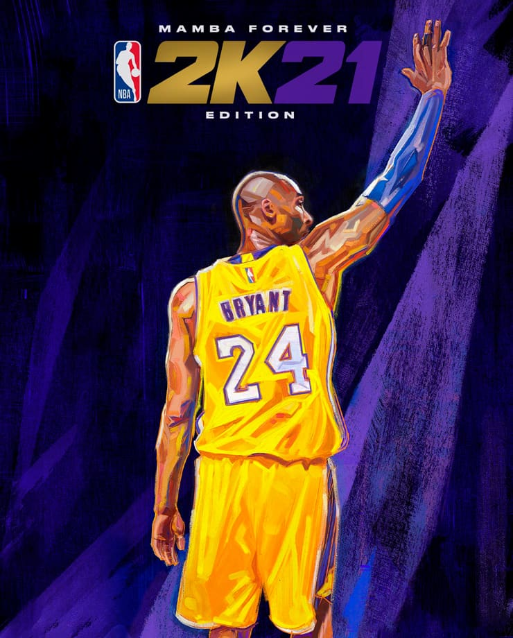NBA 2K21 – Mamba Forever Edition