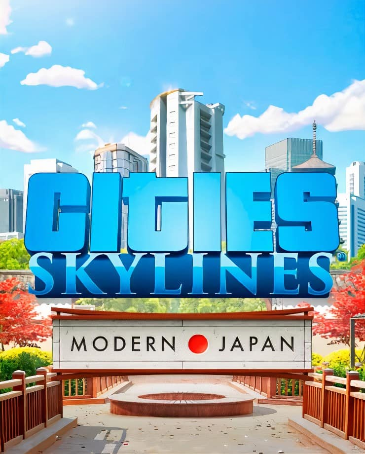 Cities: Skylines – Content Creator Pack: Modern Japan