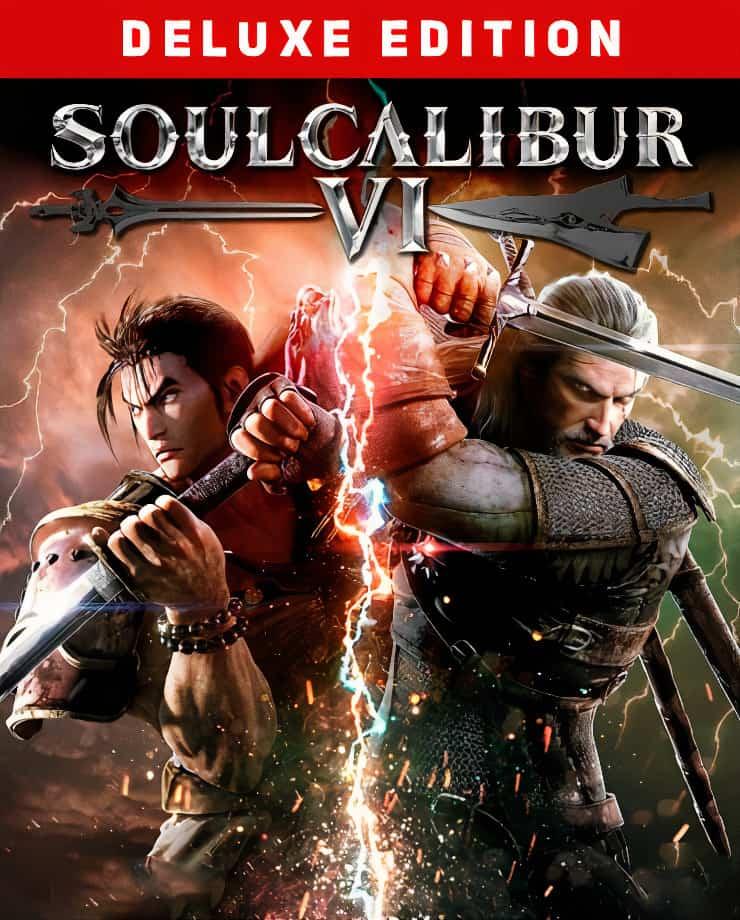 SOULCALIBUR VI – Deluxe Edition