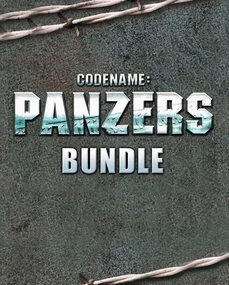 Codename: Panzers – Bundle