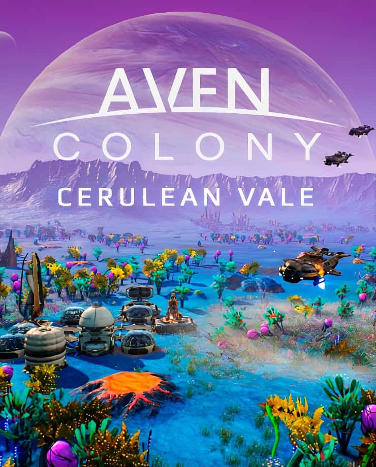 Aven Colony – Cerulean Vale