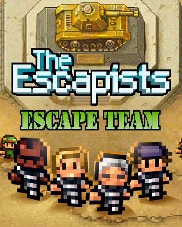 The Escapists – Escape Team