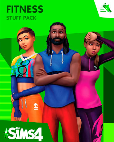 The Sims 4 – Fitness