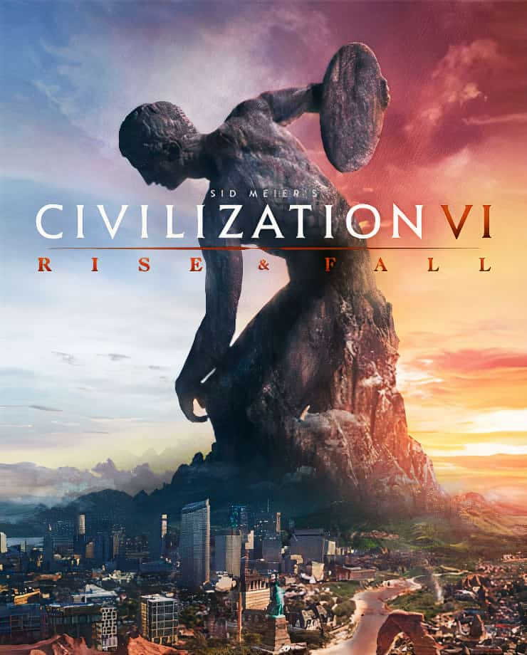 Sid Meier's Civilization VI – Rise and Fall (Epic Games)