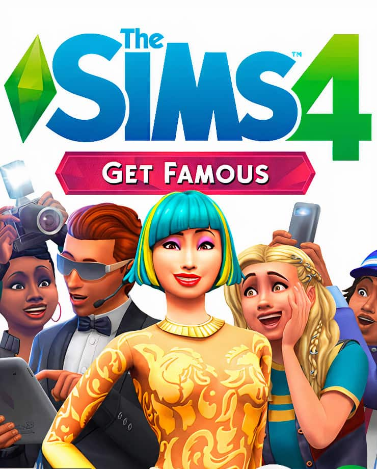 The Sims 4 – Get Famous