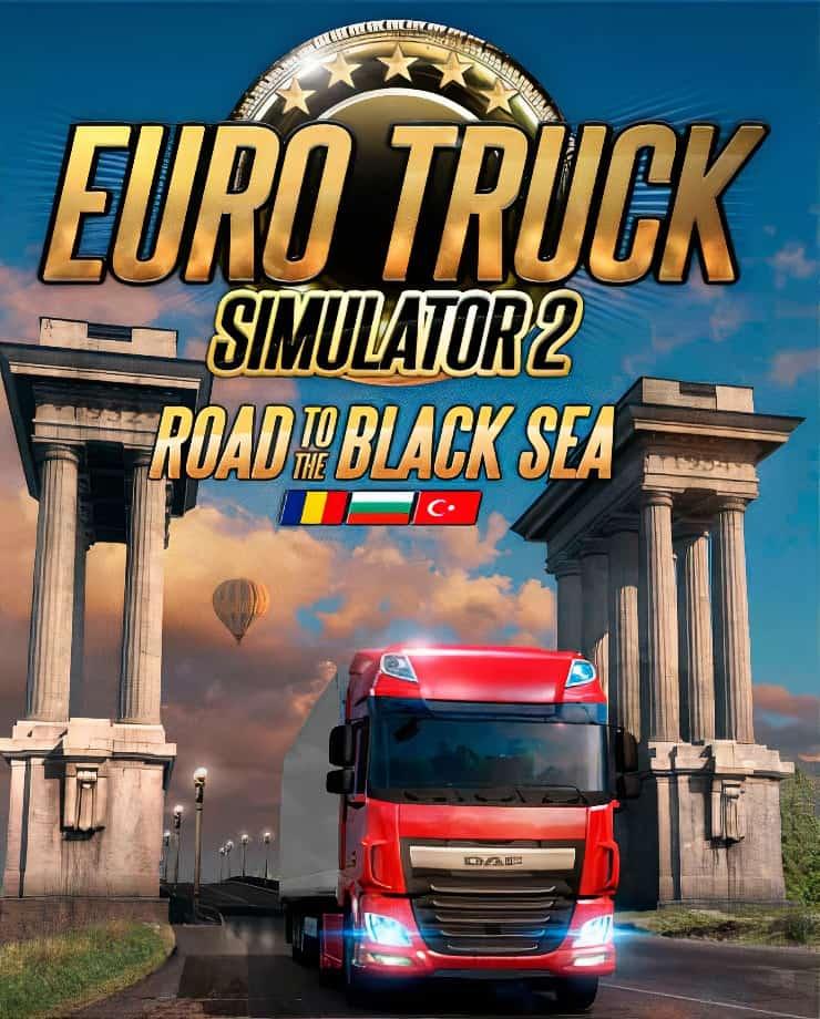 Euro Truck Simulator 2 – Road to the Black Sea