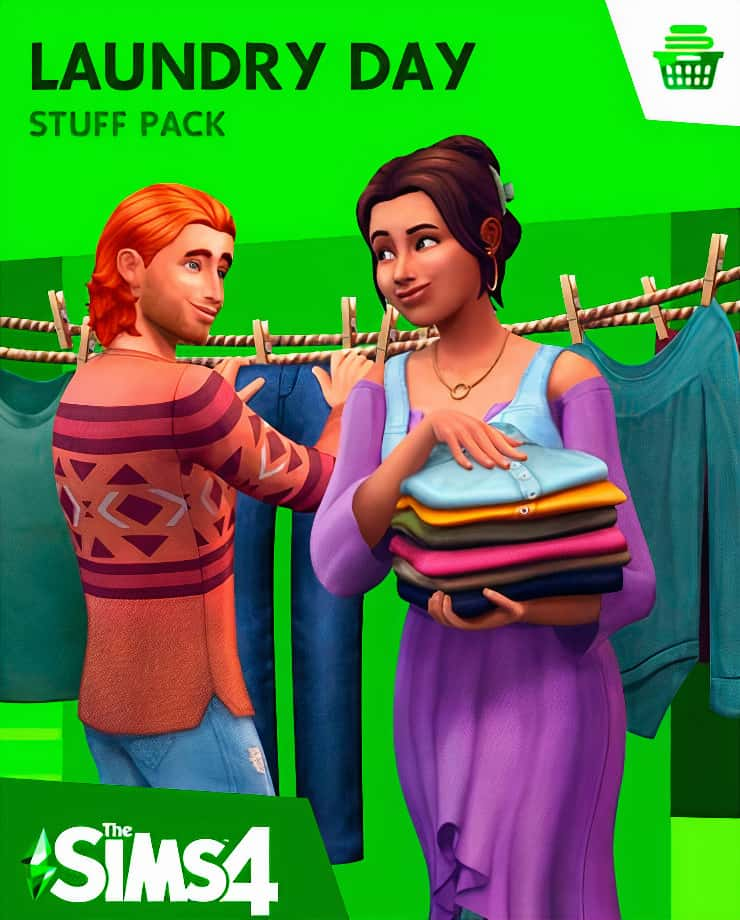 The Sims 4 – Laundry Day