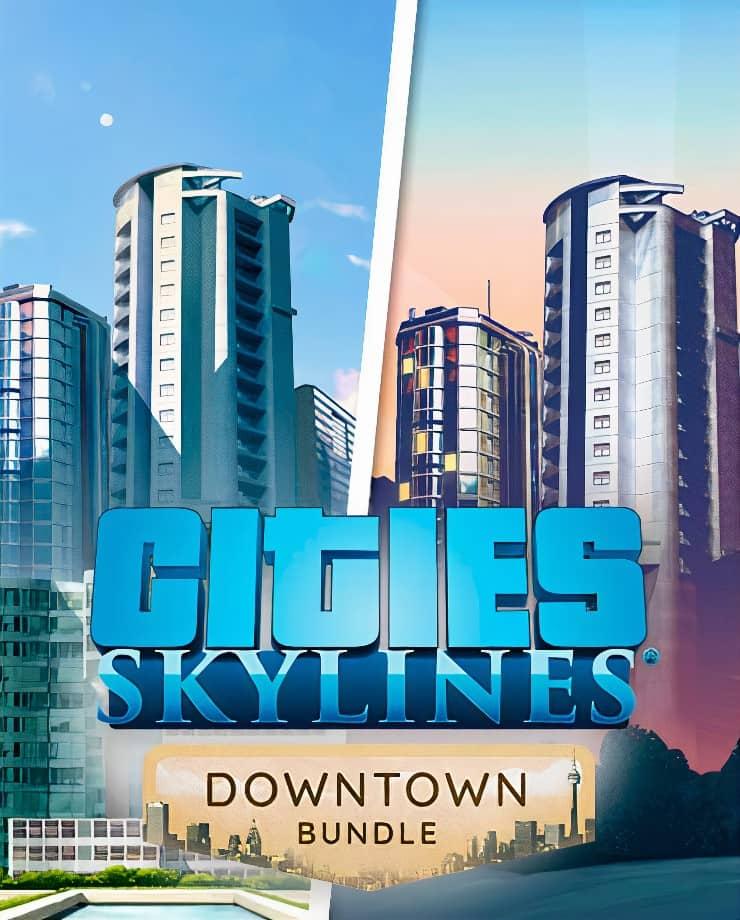 Cities: Skylines – Downtown Bundle