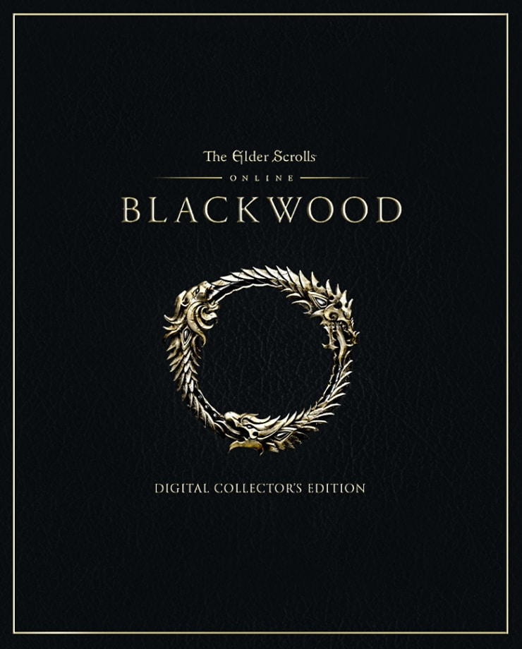 The Elder Scrolls Online: Blackwood - Digital Collector's Edition (Steam)