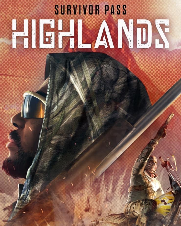 Купить Survivor Pass – Highlands со скидкой на ПК