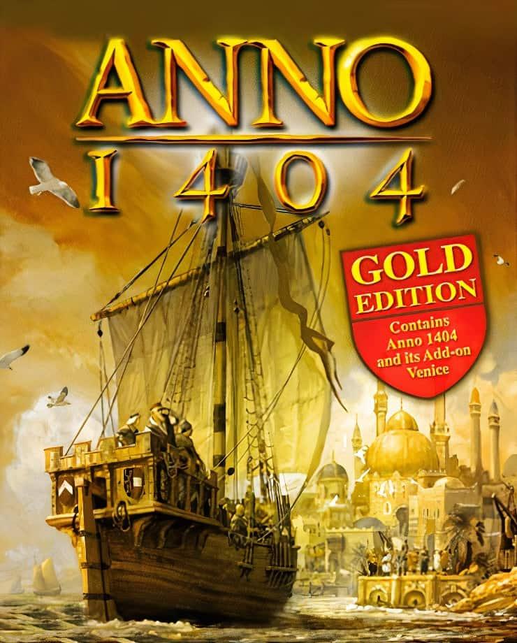 Anno 1404 – Gold Edition