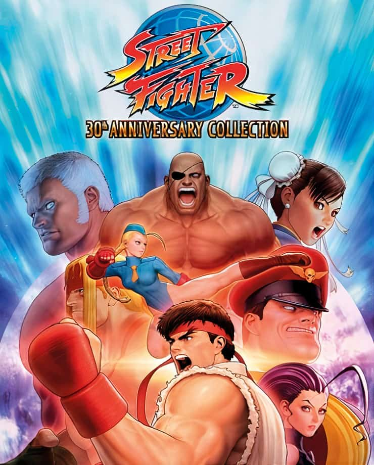 Street Fighter: 30th Anniversary Collection