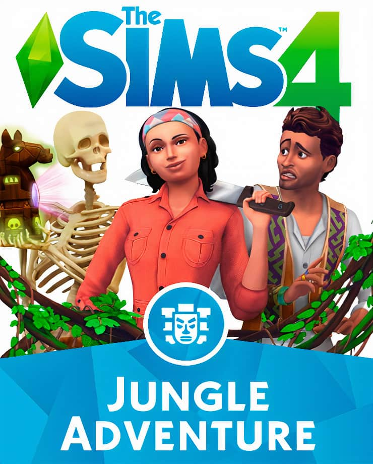 The Sims 4 – Jungle Adventure
