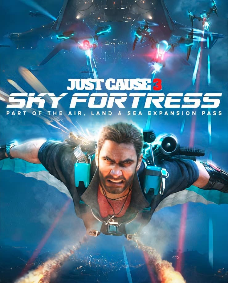 Just Cause 3 – Sky Fortress Pack