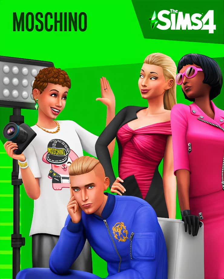 The Sims 4 – Moschino