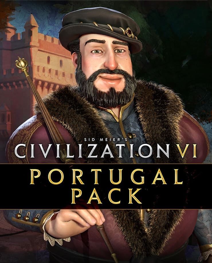 Sid Meier's Civilization VI – Portugal Pack (Steam)