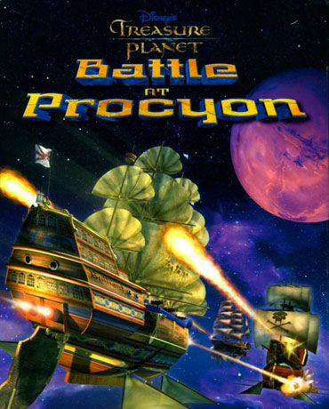 Treasure Planet: Battle at Procyon