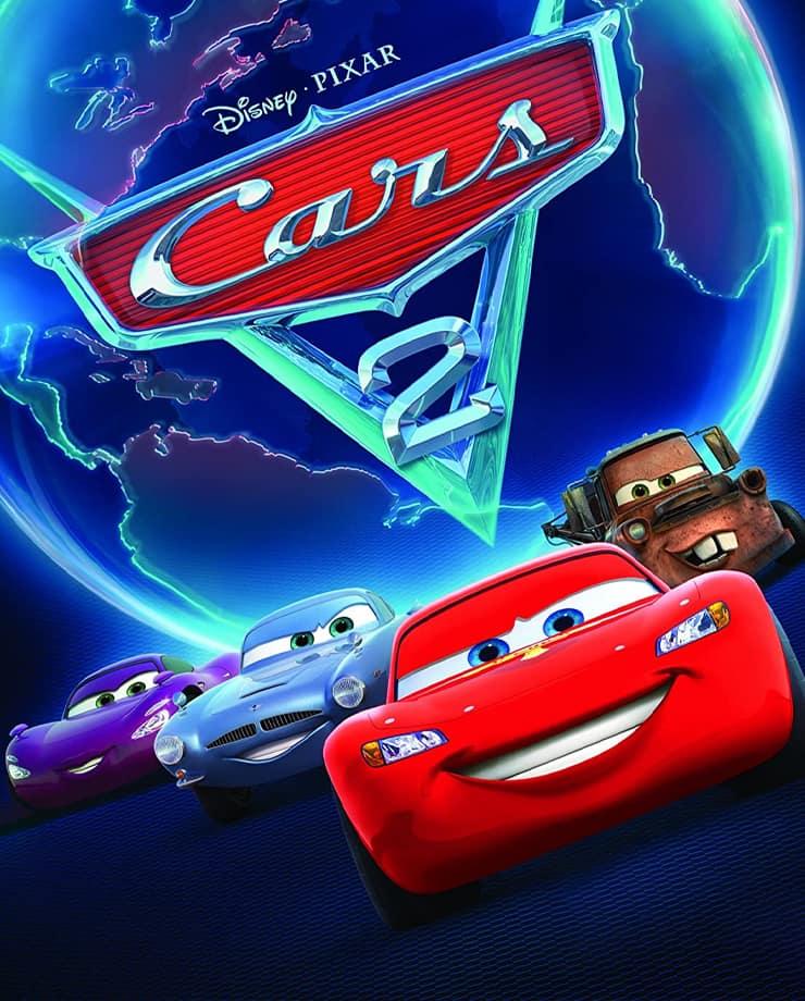 Pixar Cars 2