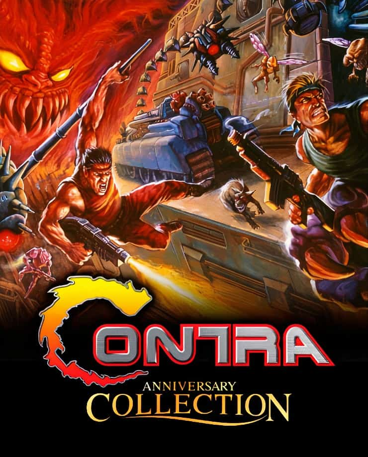 Anniversary Collection – Contra