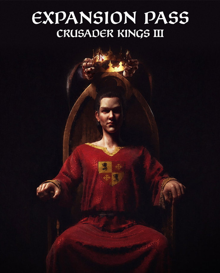 Crusader Kings III – Expansion Pass