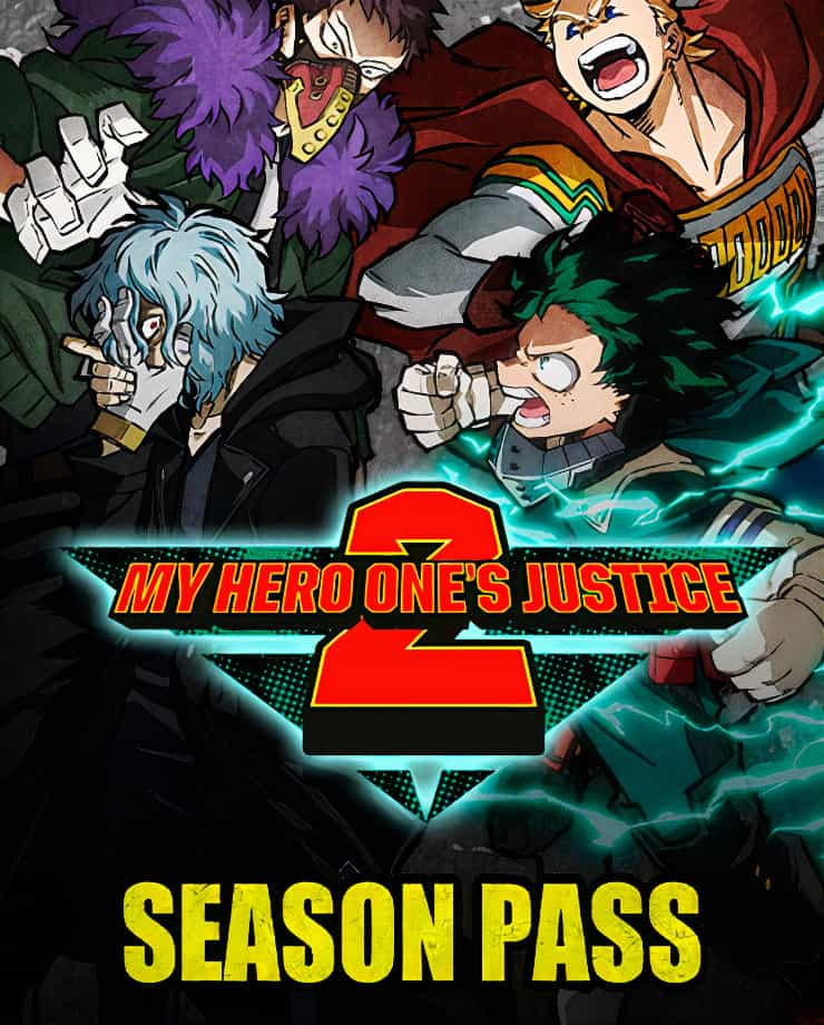 My Hero One's Justice 2 – Season Pass