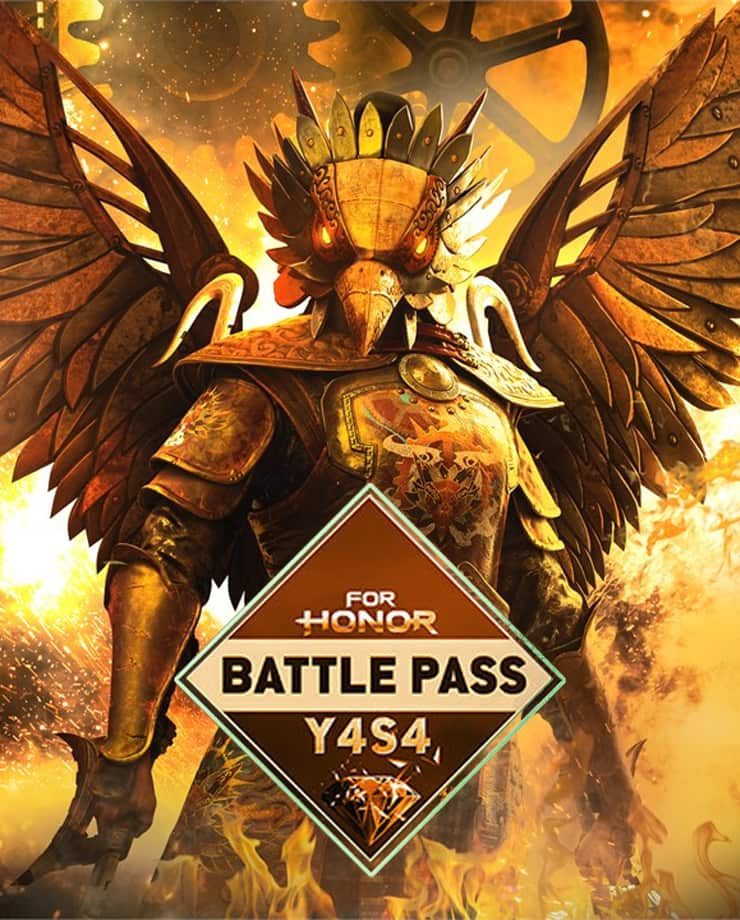 For Honor – Battle Pass Y4S4