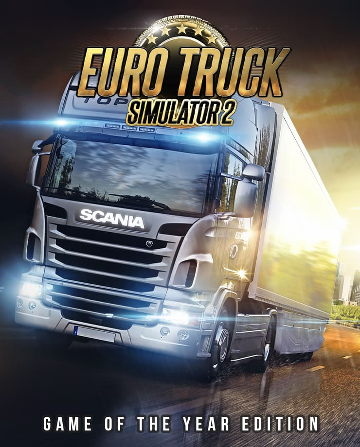 Euro Truck Simulator 2 – Game of the Year Edition