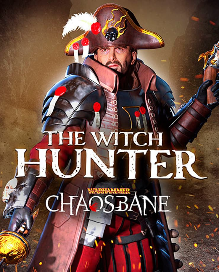 Warhammer: Chaosbane – The Witch Hunter